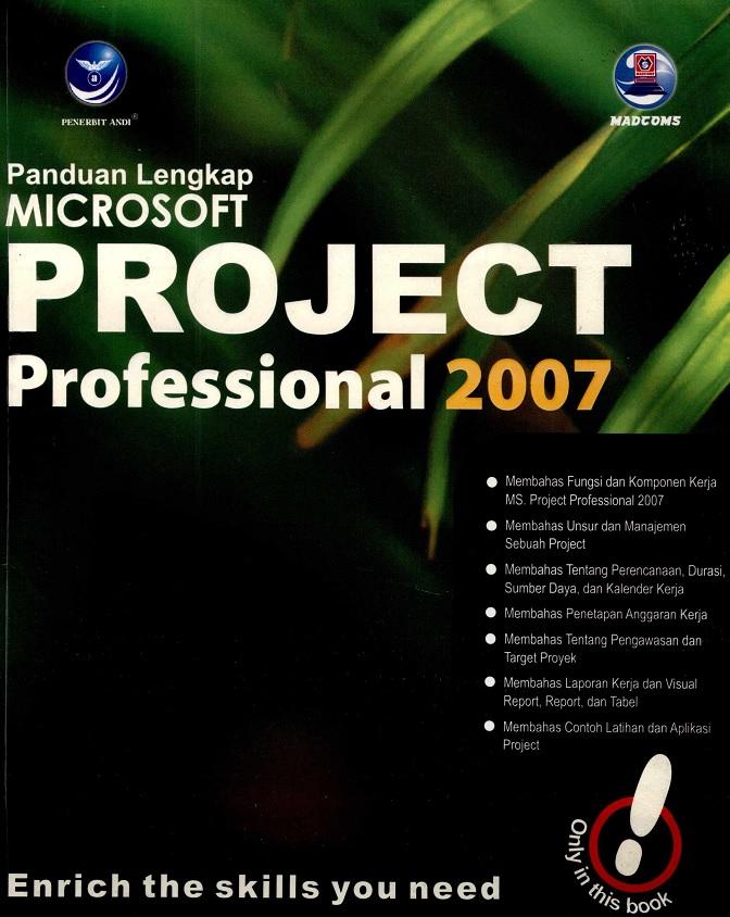 Panduan Microsoft Office 2007 Ebook